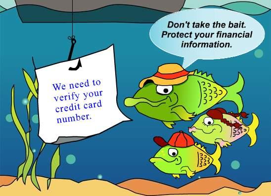 New Phishing Protection