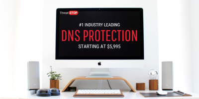 Get the Industry's #1 DNS Firewall, Starting at $5,995
