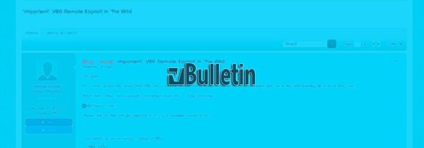 Anonymous Hacker Discloses Critical Zero-Day vBulletin Exploit